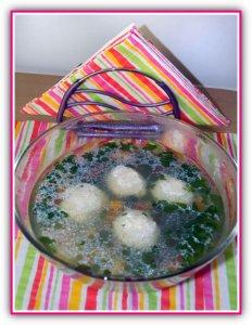 суп с фрикадельками диетический пошаговый рецепт
