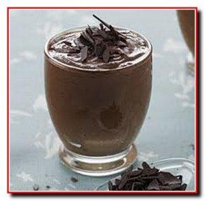 Мусс «Шоколадная страсть»