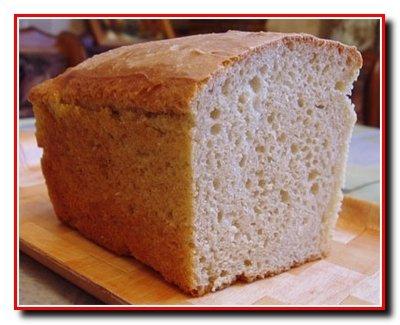 Несложный  рецепт хлеба
