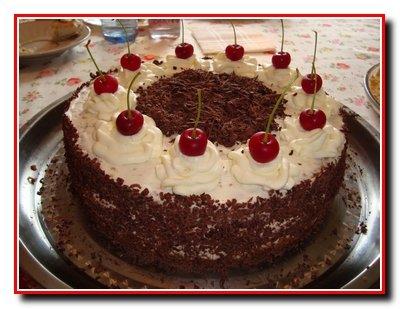 Торт «Вишенка для принцессы»