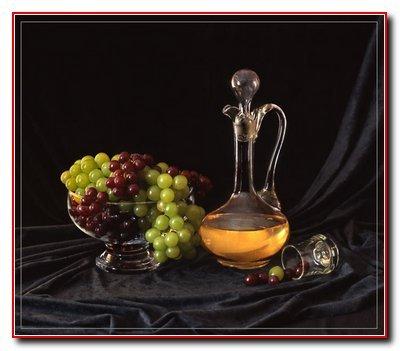 Вино виноградное душистое