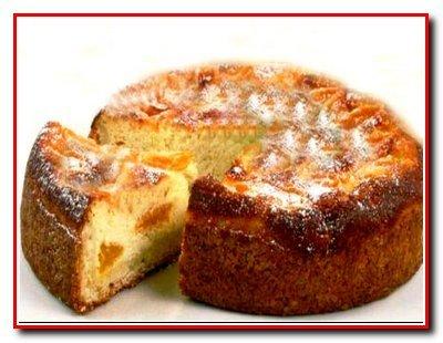 Пирог с мандарином рецепт с