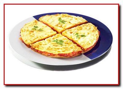 Запеканка с сыром