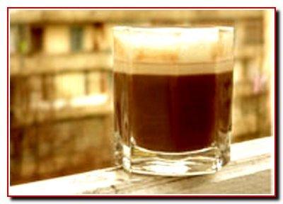 Винно-шоколадный пунш